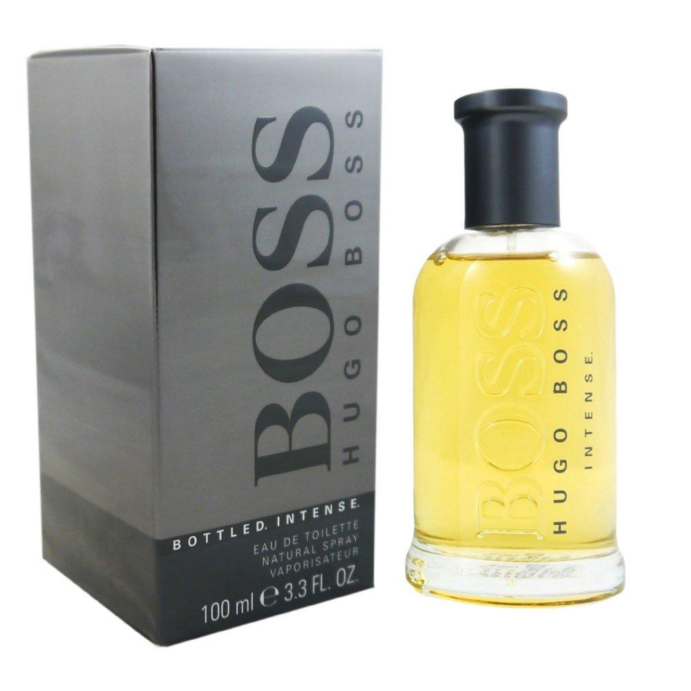 hugo boss boss bottled intense 100 ml eau de toilette bei. Black Bedroom Furniture Sets. Home Design Ideas