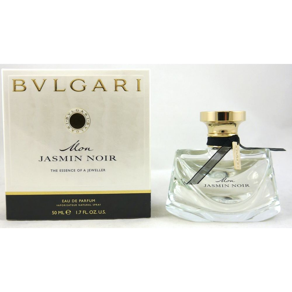 bvlgari bulgari mon jasmin noir 50 ml eau de parfum edp. Black Bedroom Furniture Sets. Home Design Ideas