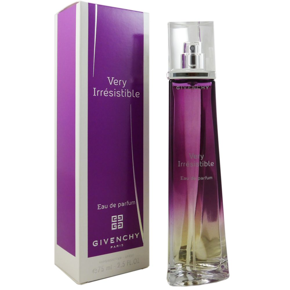 Givenchy Very Irresistible Eau De Parfum For Her 75 Ml Mount