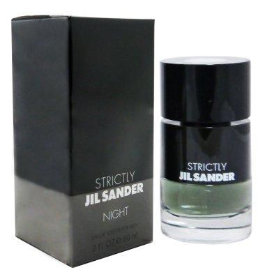 jil sander strictly night 60 ml eau de toilette edt bei. Black Bedroom Furniture Sets. Home Design Ideas