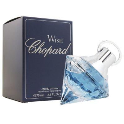 chopard wish 75 ml eau de parfum edp bei pillashop. Black Bedroom Furniture Sets. Home Design Ideas