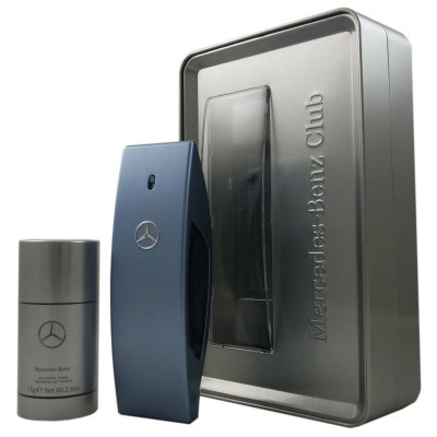 mercedes benz club fresh set 100 ml edt 75 ml deo bei. Black Bedroom Furniture Sets. Home Design Ideas