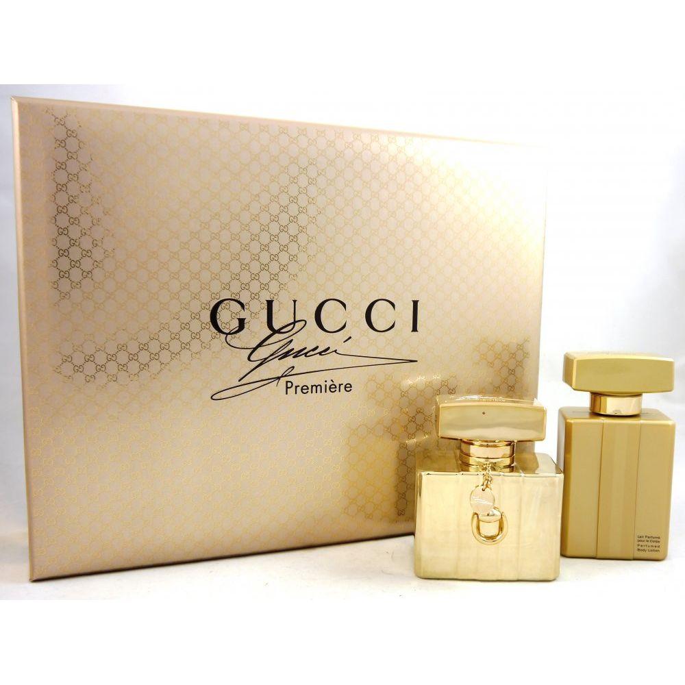 gucci premiere set 50 ml eau de parfum edp 100 ml. Black Bedroom Furniture Sets. Home Design Ideas