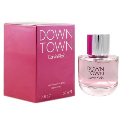 calvin klein down town 50 ml eau de parfum edp downtown. Black Bedroom Furniture Sets. Home Design Ideas