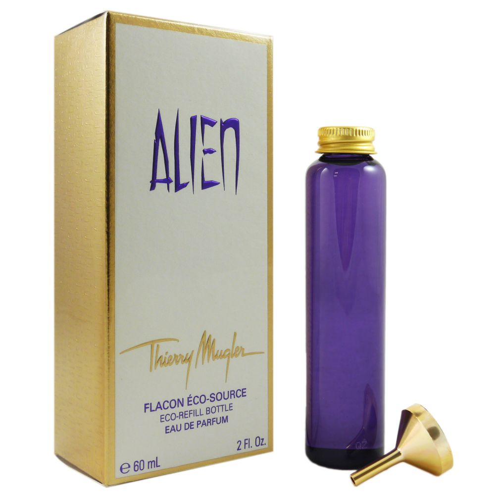 thierry mugler alien 60 ml eau de parfum edp refill bei. Black Bedroom Furniture Sets. Home Design Ideas