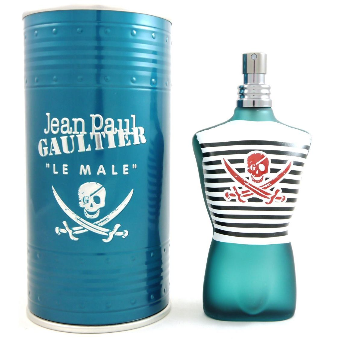 Jean Paul Gaultier Le Male 125 Ml Pirate Limited Edition