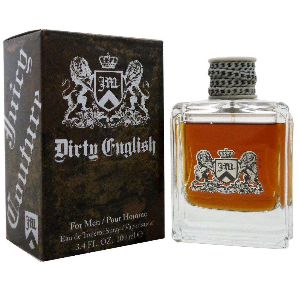 Juicy Couture Dirty English 100 ml Eau de Toile...