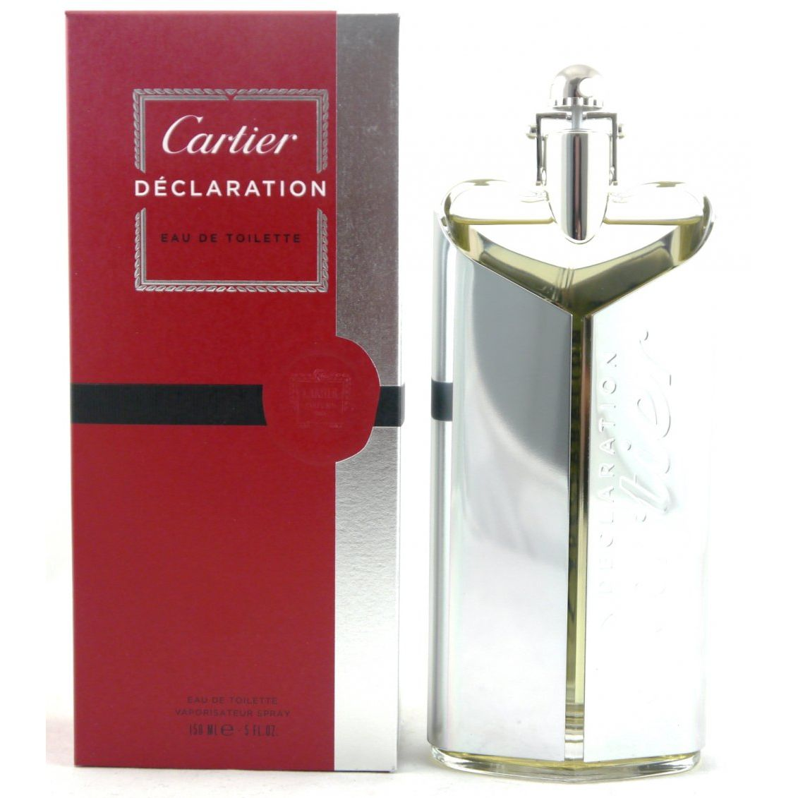 cartier d claration 150 ml eau de toilette edt bei pillashop. Black Bedroom Furniture Sets. Home Design Ideas