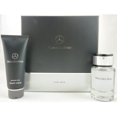 mercedes benz perfume eau de toilette 75 ml duschgel 100. Black Bedroom Furniture Sets. Home Design Ideas