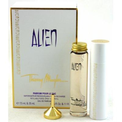 thierry mugler alien set 7 5 ml eau de parfum edp. Black Bedroom Furniture Sets. Home Design Ideas
