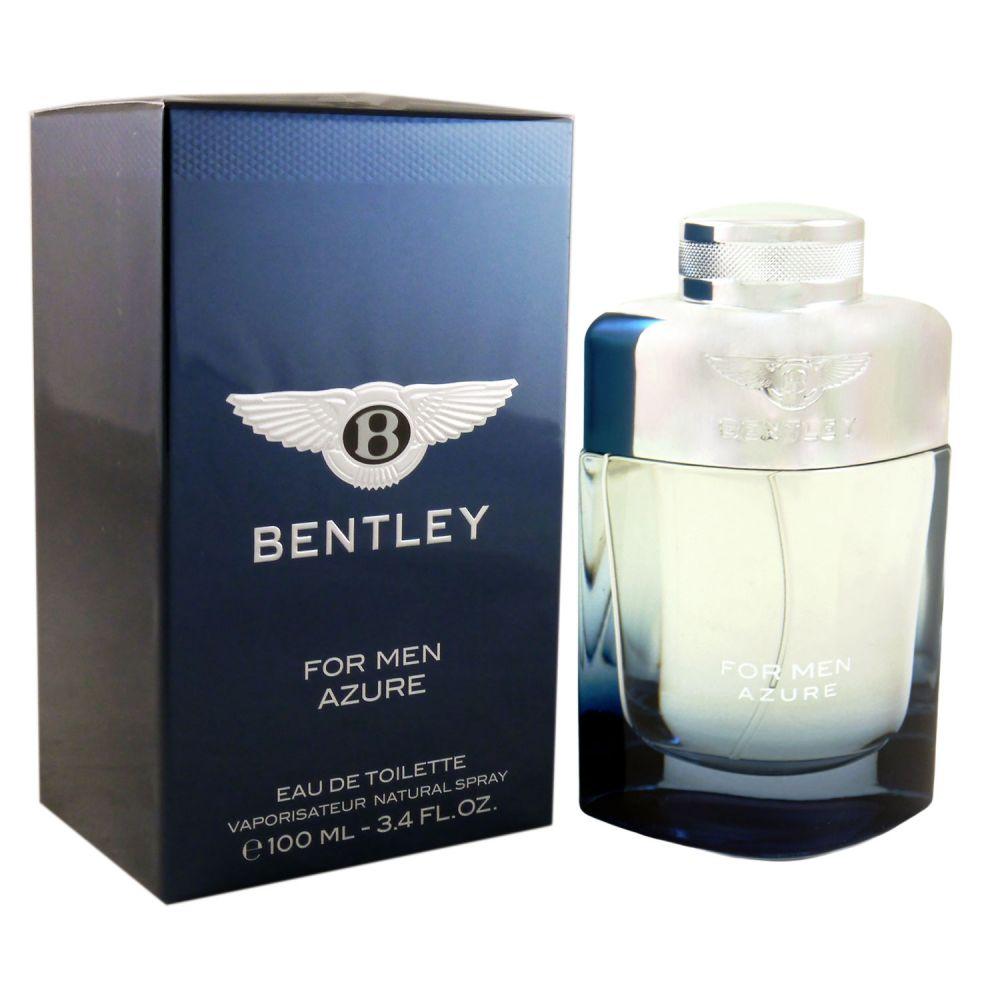 Bentley Azure For Men 100 Ml Eau De Toilette EDT Bei Pillashop