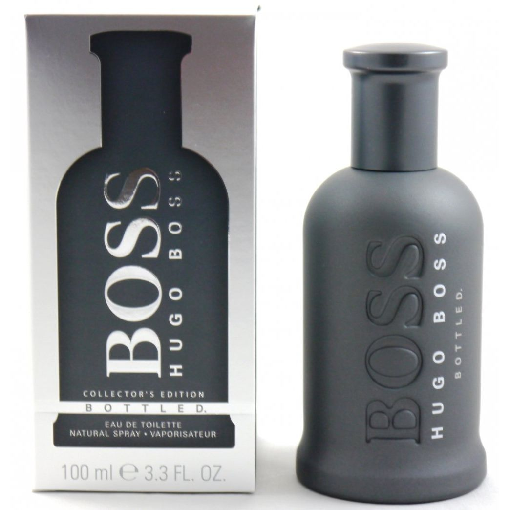 hugo boss boss bottled 100 ml collector eau de toilette. Black Bedroom Furniture Sets. Home Design Ideas