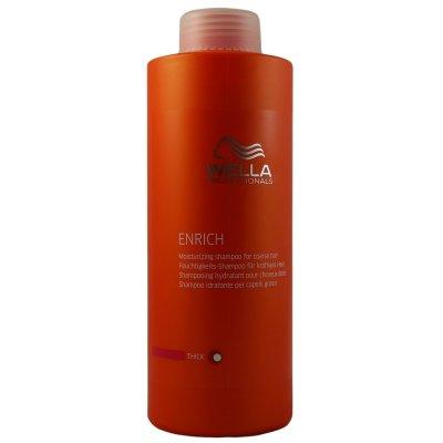 wella enrich shampoo kräftiges schweres haar 1000 ml bei