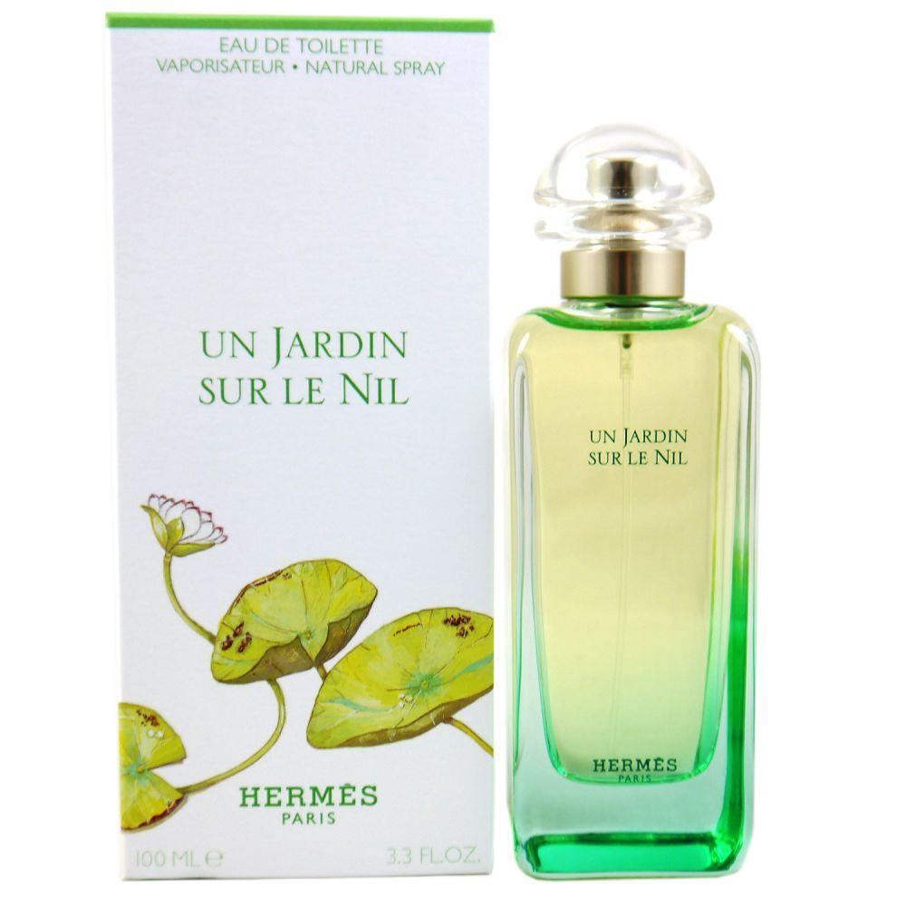 Jardin Sur Le Nil: Hermes Un Jardin Sur Le Nil 100ml Eau De Toilette EDT