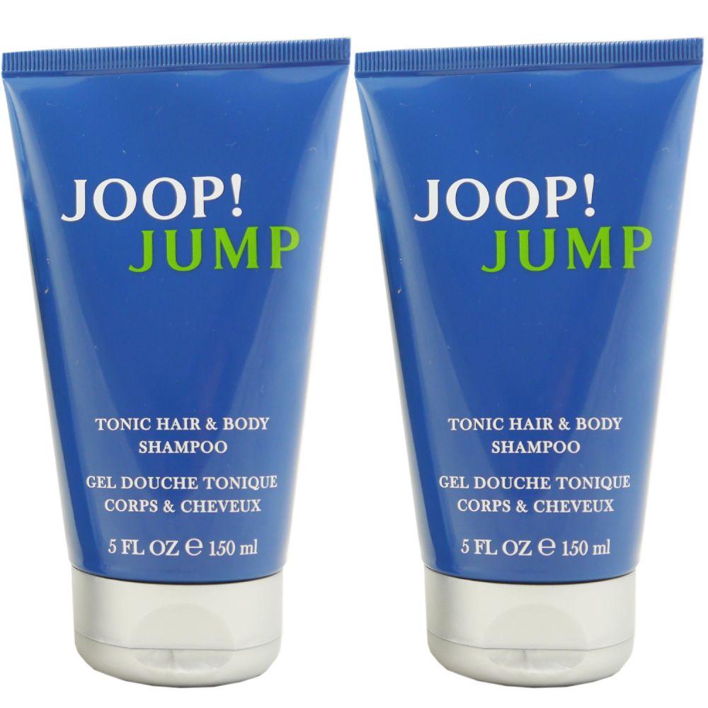 Joop Jump 2 X 150 Ml Duschgel Hair Amp Body Shampoo