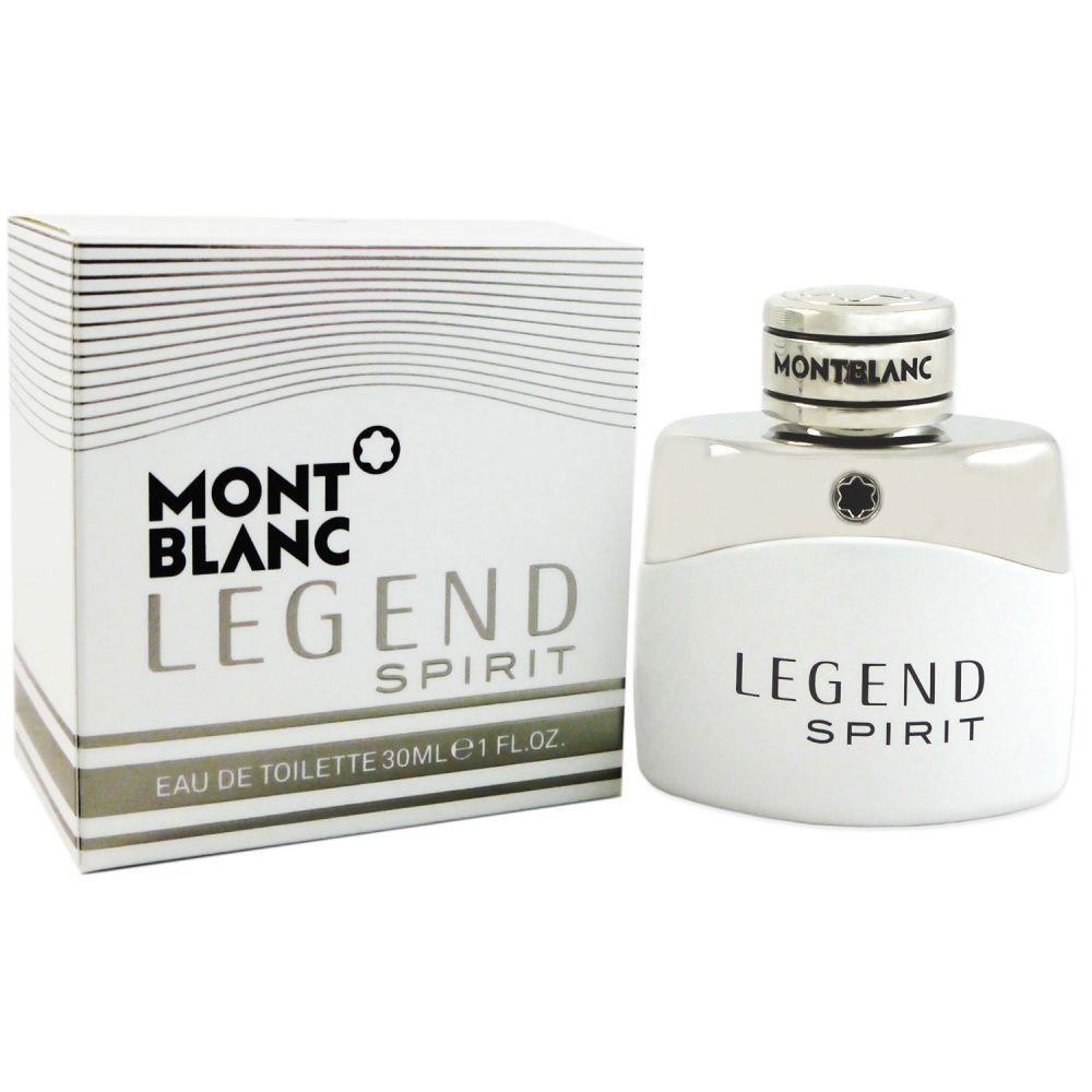Mont Blanc Legend Spirit 30 Ml Eau De Toilette Edt Bei Pillashop Be The
