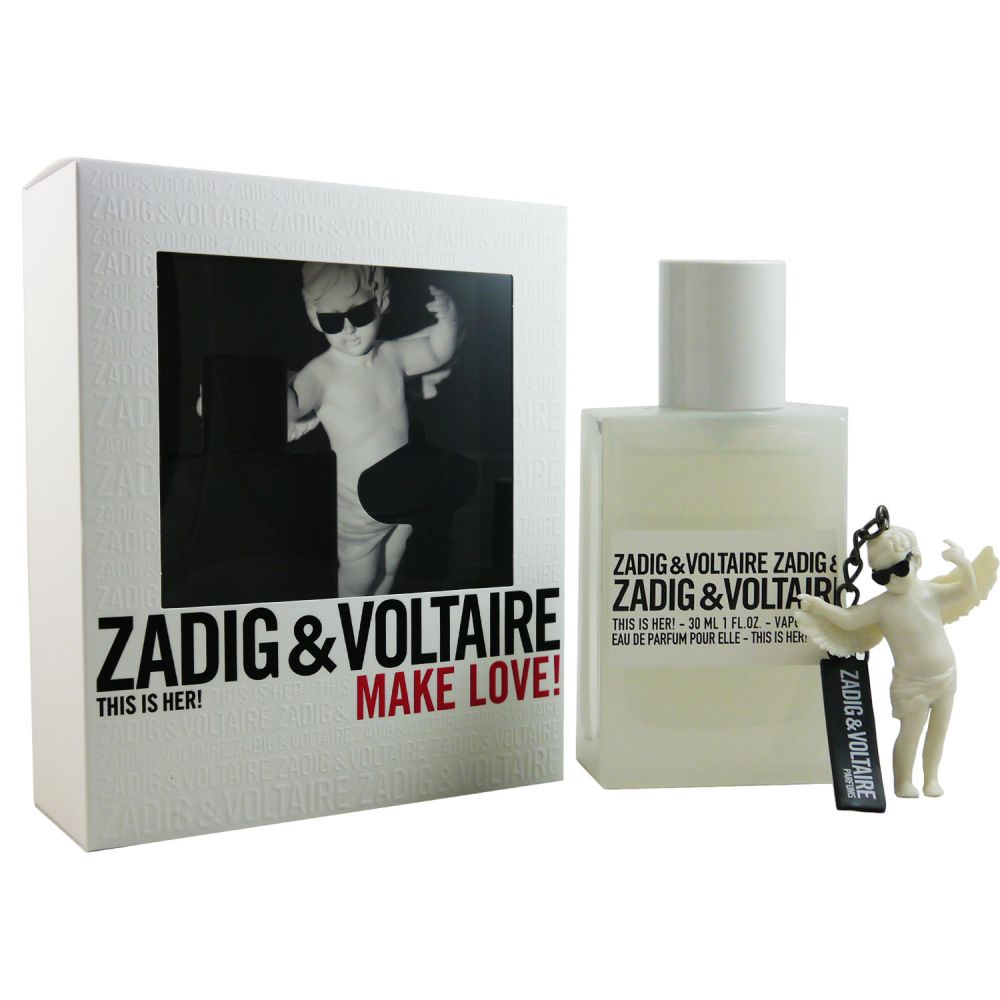 zadig voltaire this is her set 30 ml edp schl sselanh nger bei pillashop. Black Bedroom Furniture Sets. Home Design Ideas